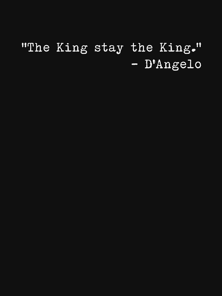"The Wire - ""The King stay the King."" by lordbiro"