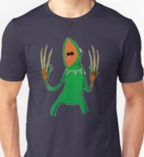 Kermit the Horror Frog Unisex T-Shirt