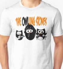 The Owl-Ling Stones Unisex T-Shirt