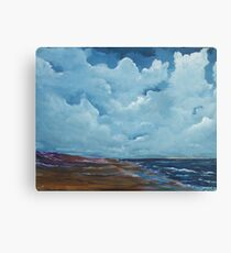 Irish sky Canvas Print