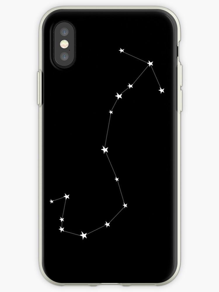 Constellation   Scorpio by jellyelly