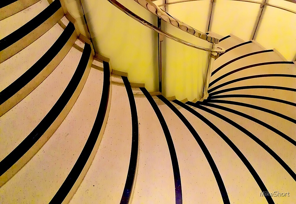 Descent into Art Deco... by MikeShort
