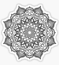 Dense Mandala Sticker