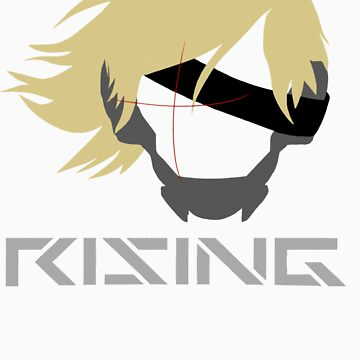Raiden Rising by ZionXan