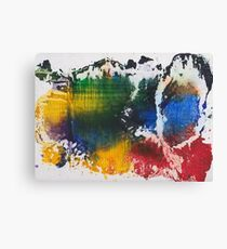 Colorful World Canvas Print