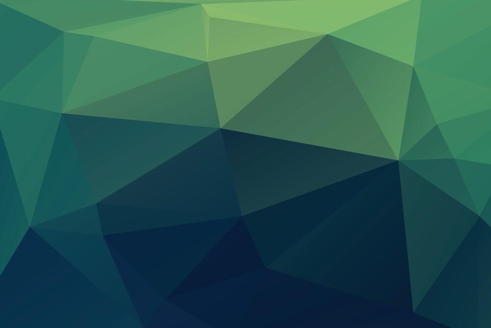 Blue Green Fantasy by mragentJ