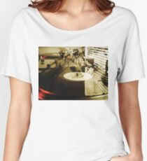 Turntables Women's Relaxed Fit T-Shirt