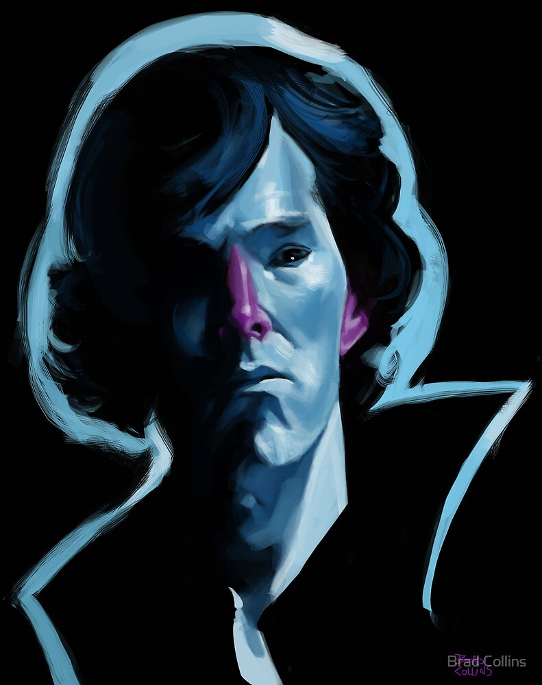Sherlock by Brad Collins