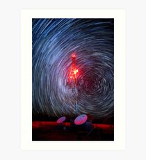 Search for Extra Terrestrial Life Art Print