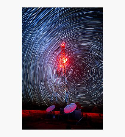 Search for Extra Terrestrial Life Photographic Print