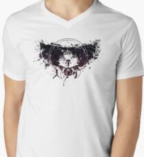 Inked Parasite Men's V-Neck T-Shirt