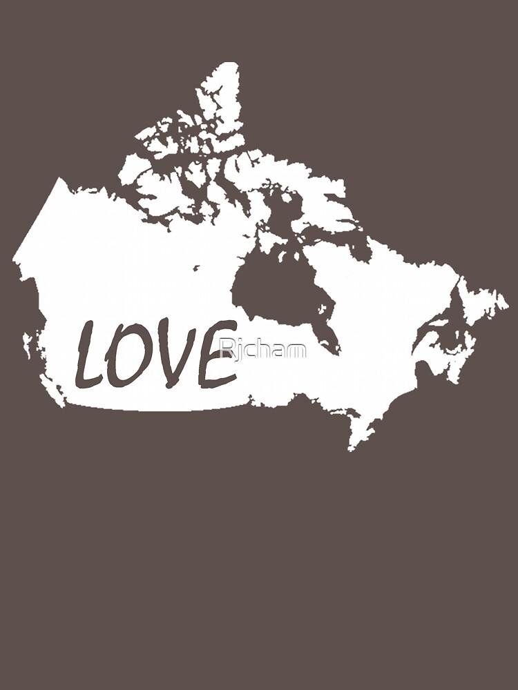 Canada Love by Rjcham