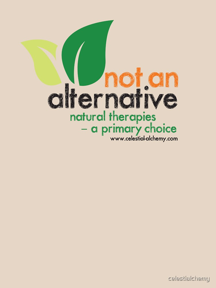 Natural Therapies - A Primary Choice by celestialchemy