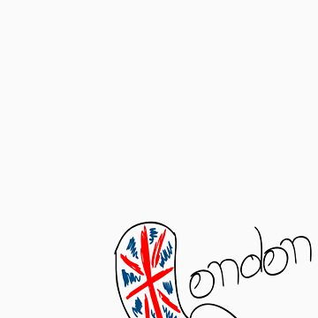 London Union Jack by shannond071