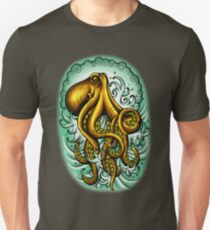 Traditional Octopus Unisex T-Shirt