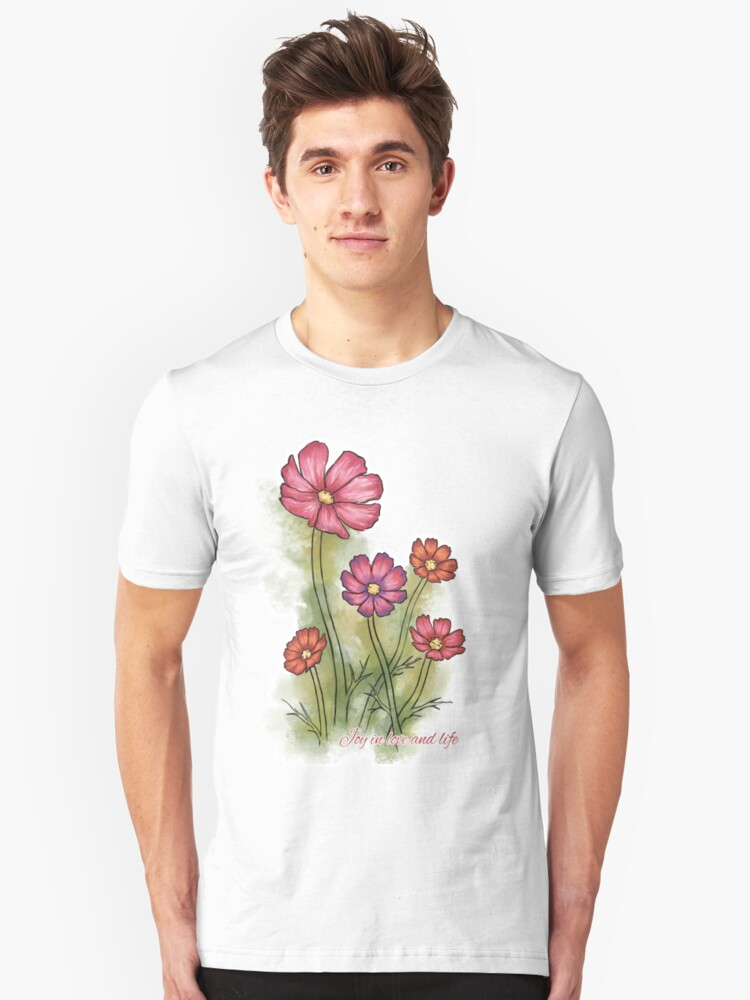 Cosmos  Unisex T-Shirt Front