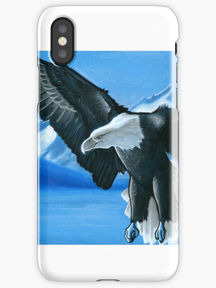 Eagle Case by KaizokuShojo