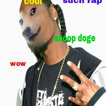Snopdoge sweatshirt  by gizoogle