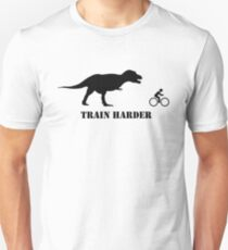 T-Rex Bike Training Unisex T-Shirt