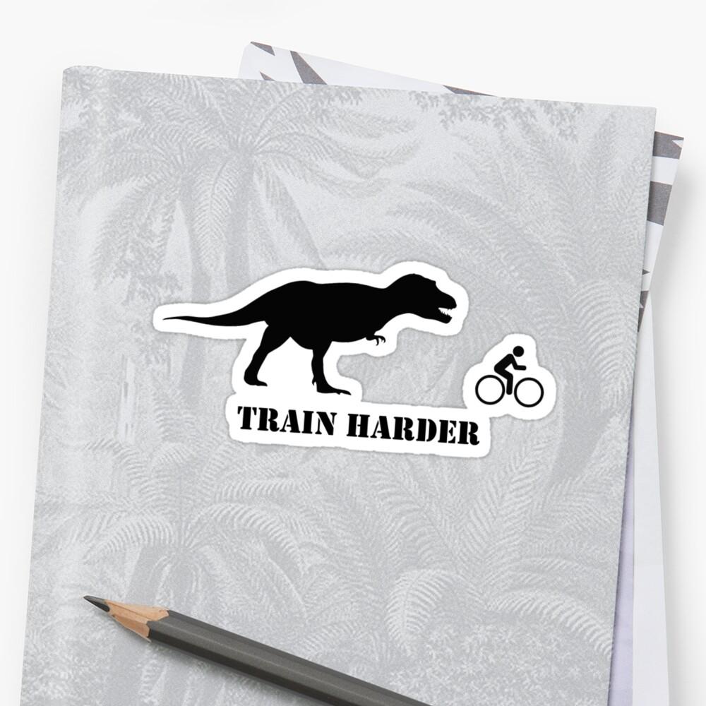 T-Rex Bike Training by slothtastic