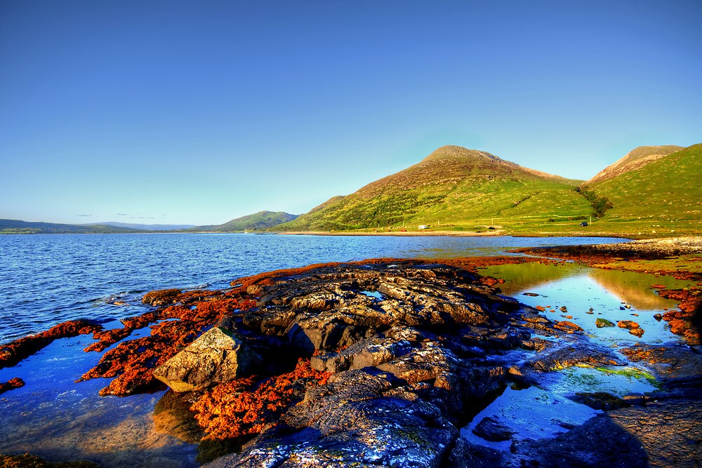 Loch na Keal by Stephen Smith