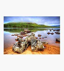 Lochan nah Achlaise Photographic Print