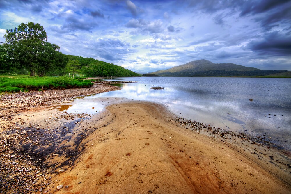Loch Shiel by Stephen Smith
