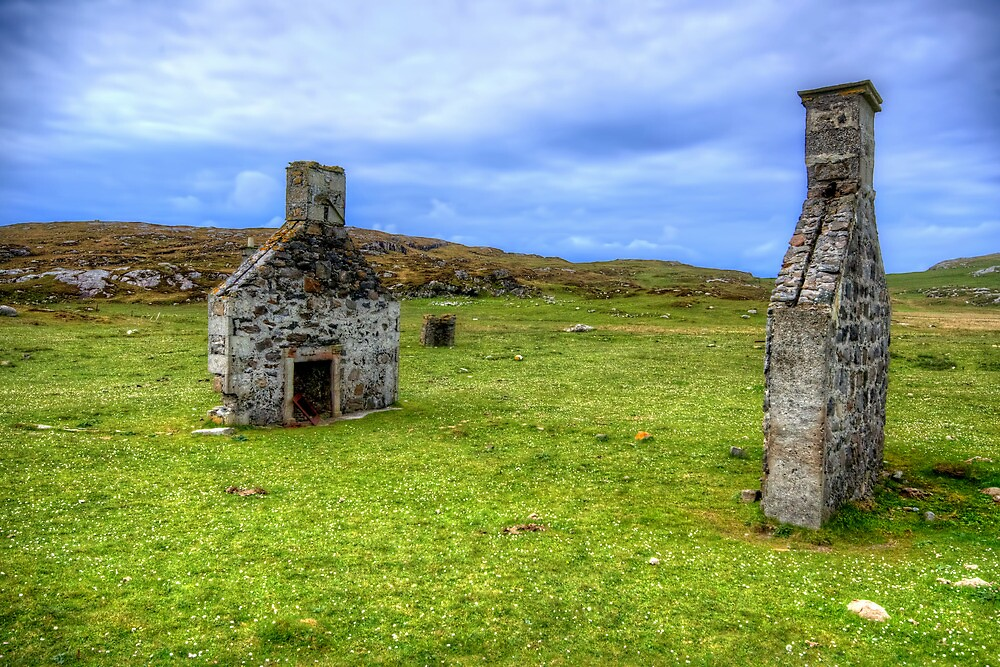 Vatersay - Bhatarsaigh by Stephen Smith