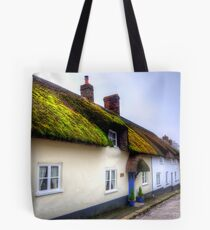Tolpuddle Cottages Tote Bag