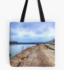 Lyme Regis Cob Tote Bag