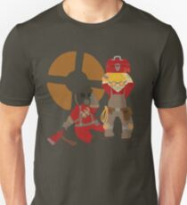 Engie and Pyro! T-Shirt