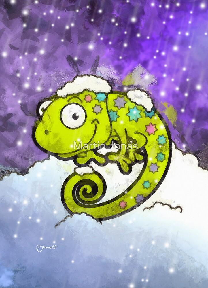 Chameleon by Martin Jonas