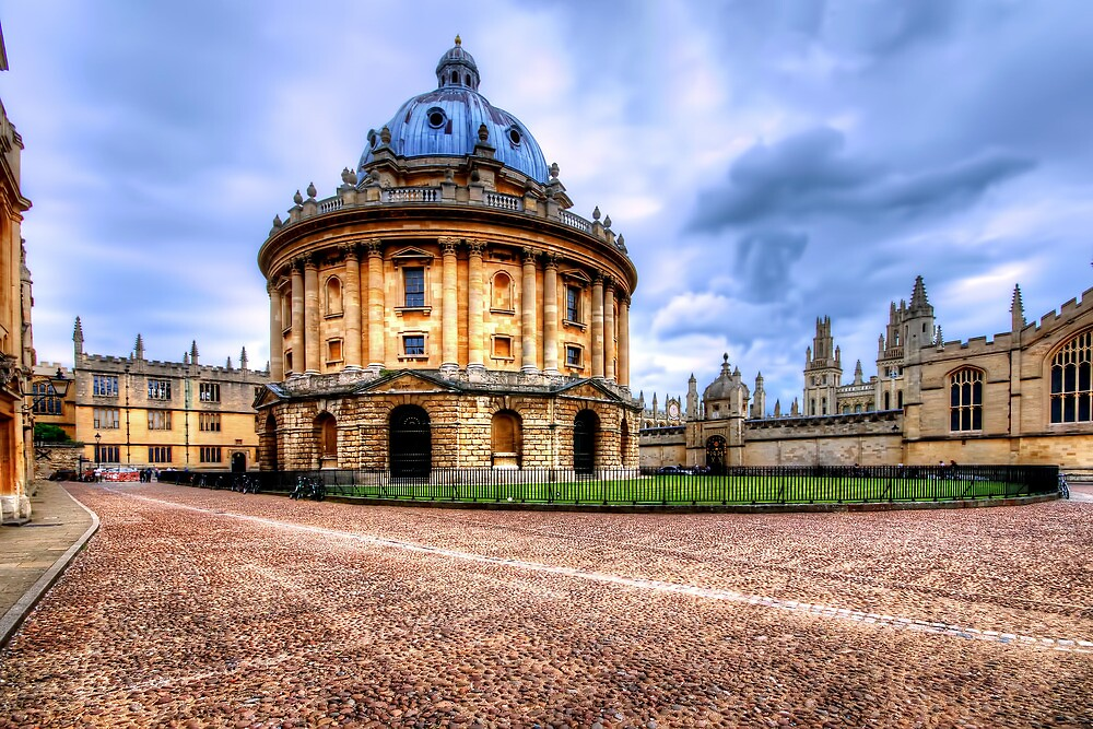 The Radcliffe Camera by Stephen Smith