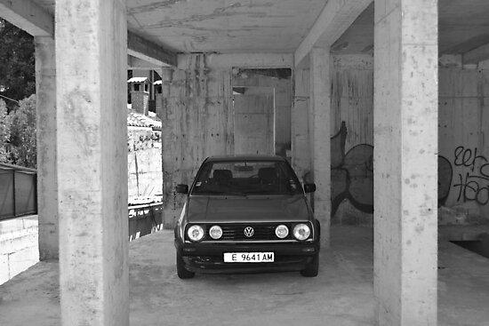 Vintage VW by tomkav