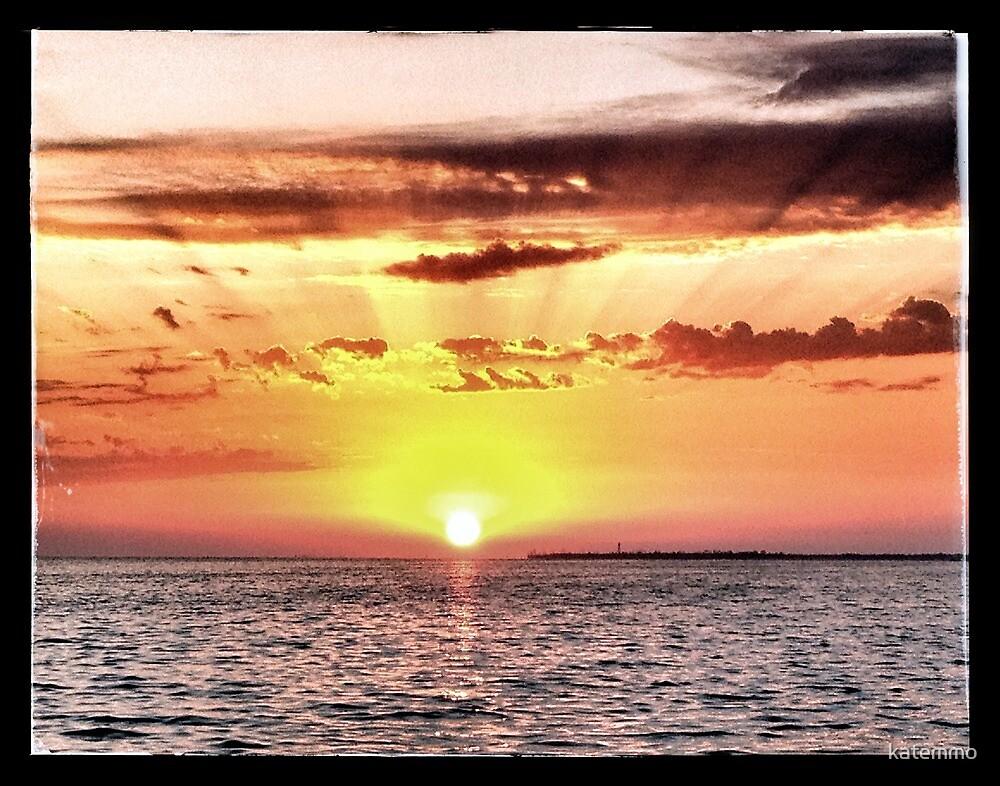 SUNSET by katemmo