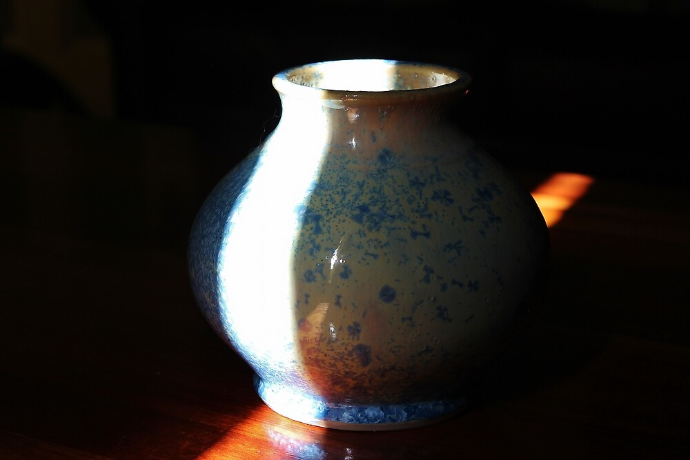 New Vase & Summer Light by brendanscully