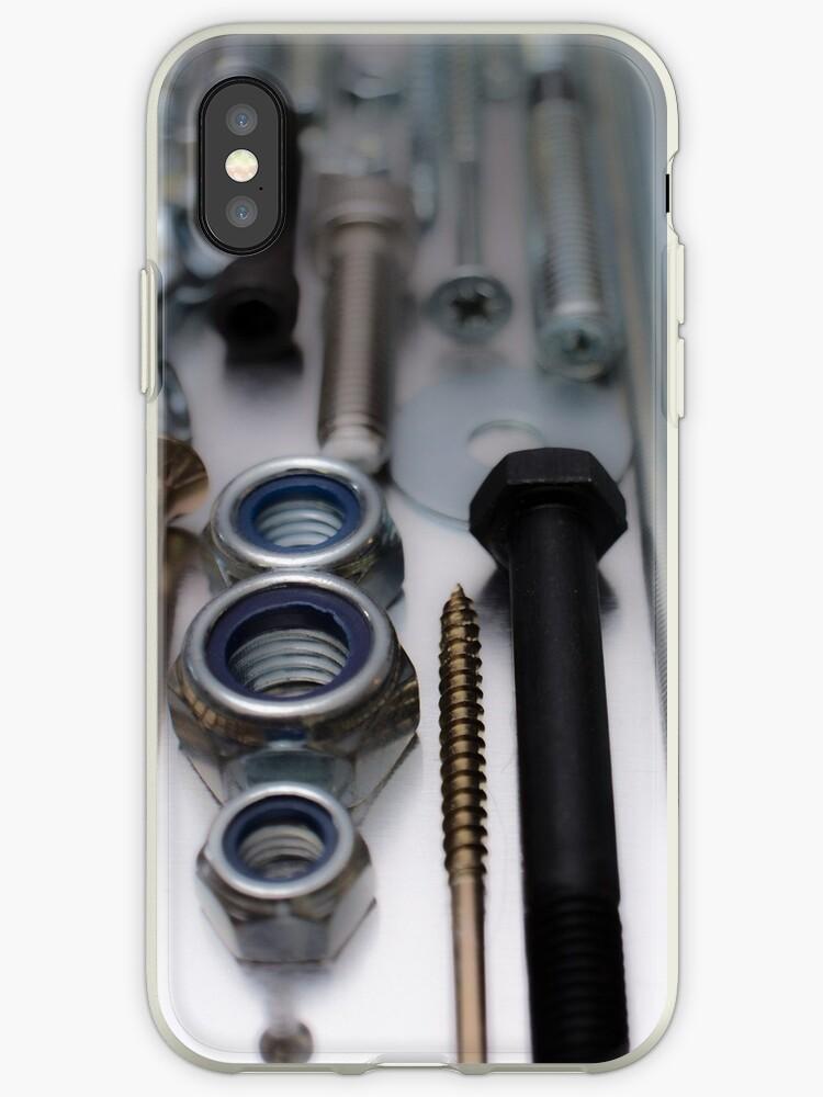 Construction worker hardware phone2 by Steve Björklund