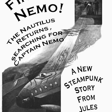 Finding Nemo, Jules Vernes New Steampunk Book by MnRMnR