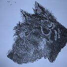 Scottie Dog  by GEORGE SANDERSON