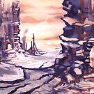 Another Magic Land by Iulian Thomas