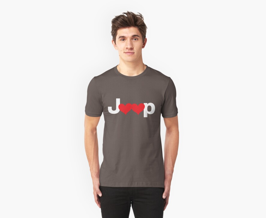 Jeep Love by Robin Lund