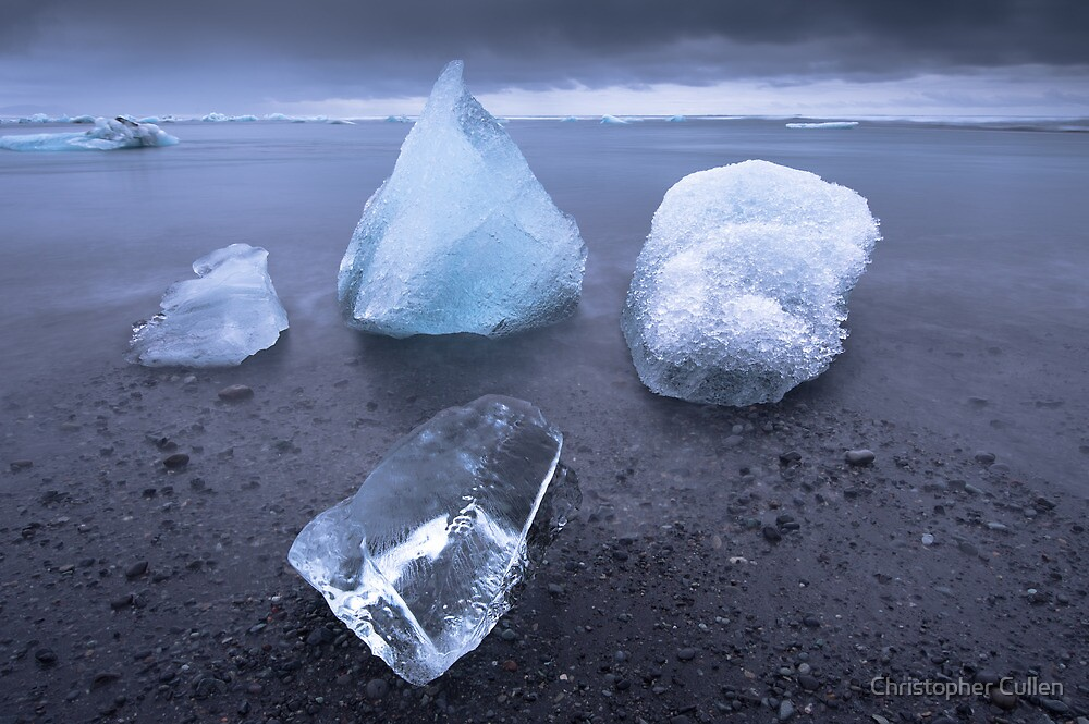 Iceberg Medley by Christopher Cullen