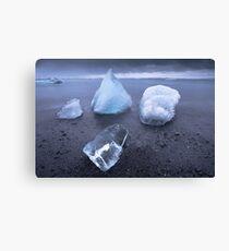 Iceberg Medley Canvas Print
