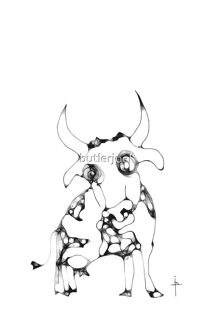 Cow by butlerjoel