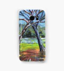 Sketching Trees Samsung Galaxy Case/Skin