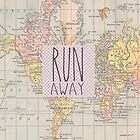 Run Away by Nicola  Pearson