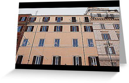 Rome, Renaissance architecture by orsinico