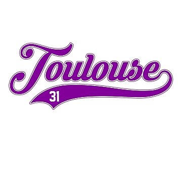Toulouse style Baseball by Toma-51