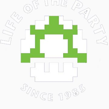 Life of the Party  by Mondo100