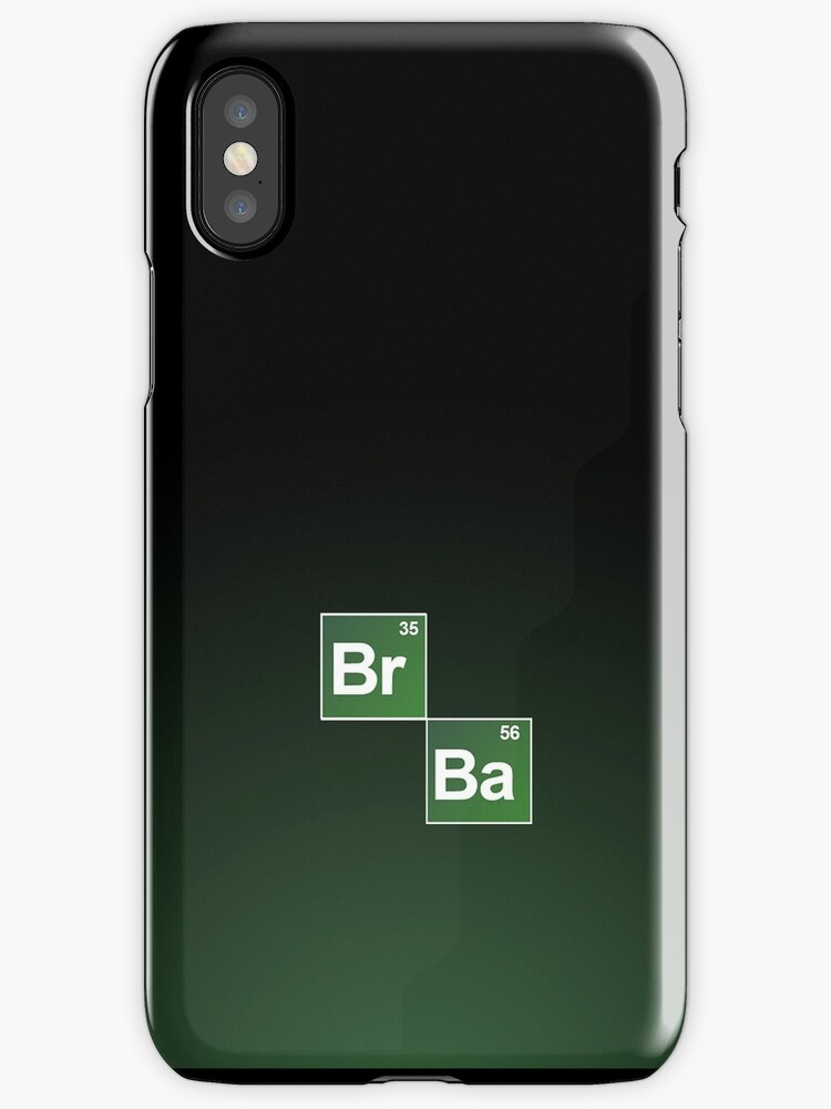 Breaking Bad Logo Case by morganelliott